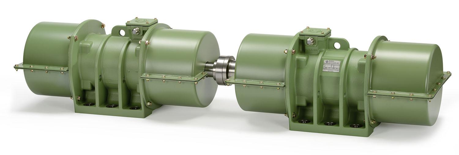 FRIEDRICH Coupled Motors